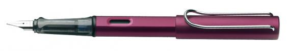 Lamy AL-star Dark Purple, plnicí pero